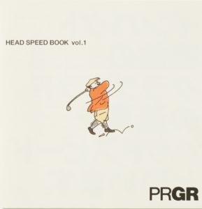 PRGR headspeed