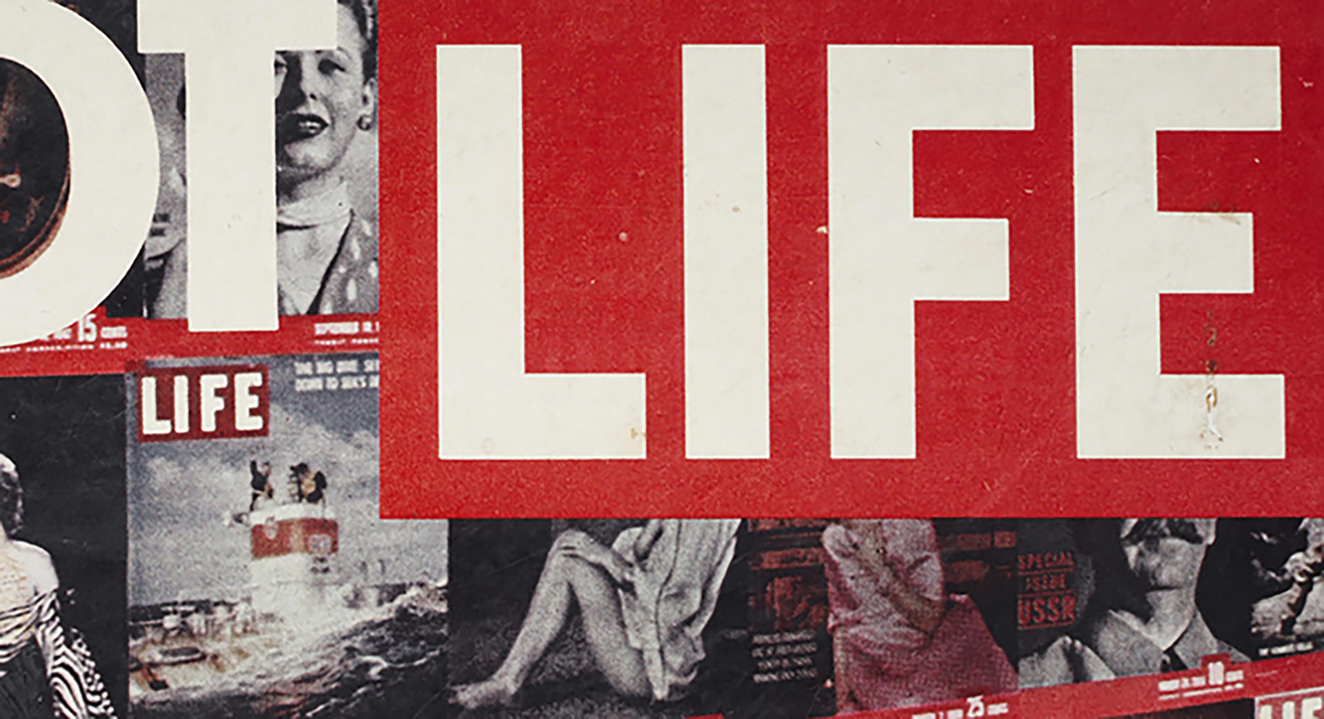 「Life goes on.」 〜The Best of LIFE〜