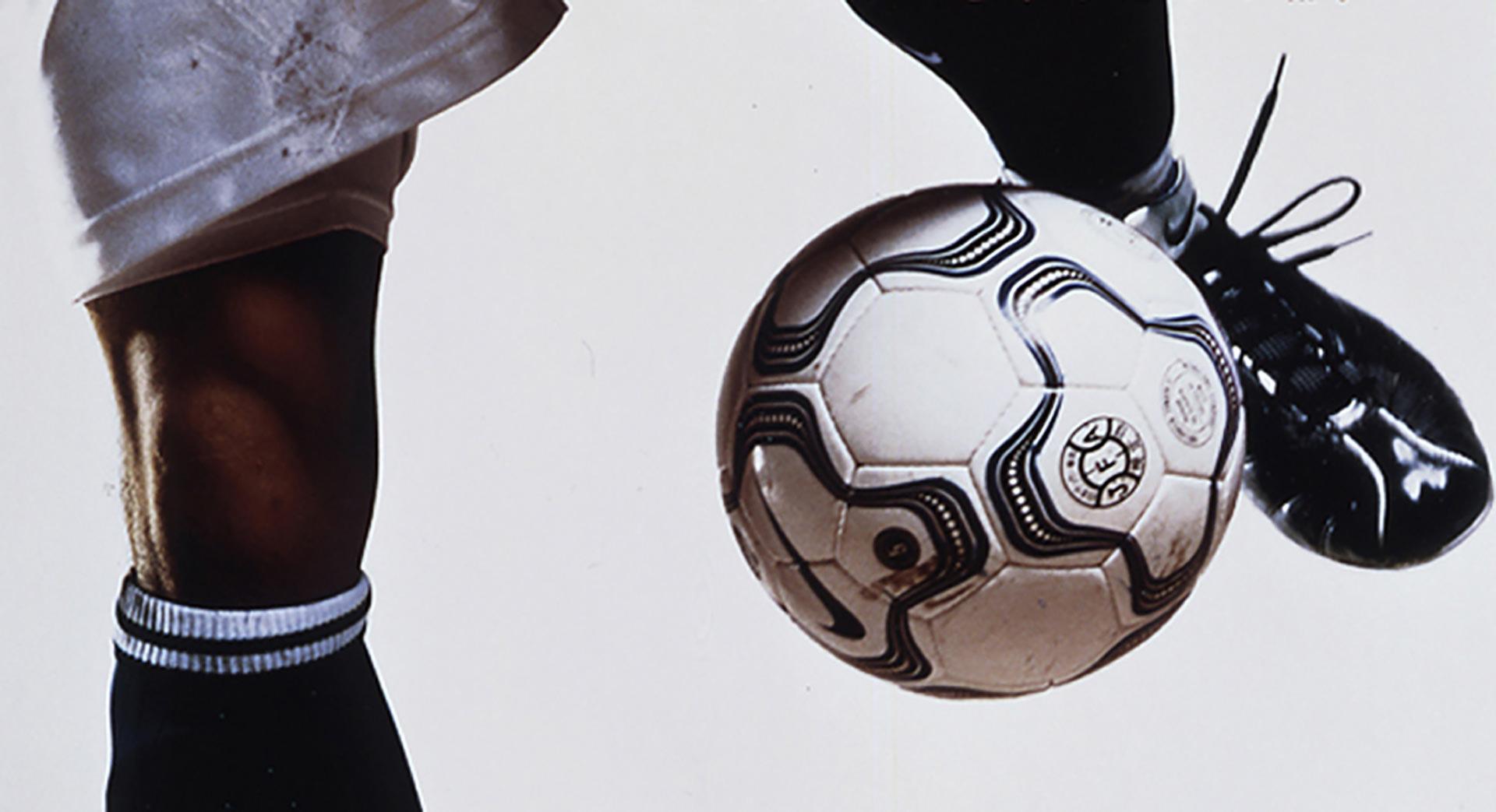「日本の足の皆さんへ」 〜NIKE サッカーキャンペーン〜